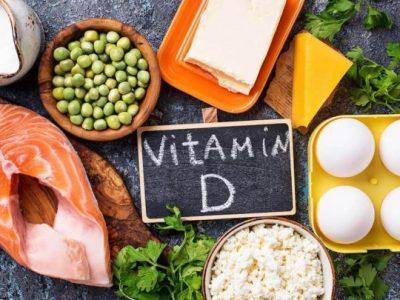 ویتامین دی و آجیل