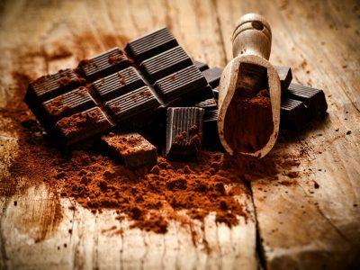 شکلات تلخ بارجیل